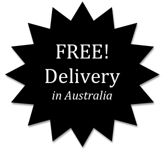 Australia Wide Free Delivery